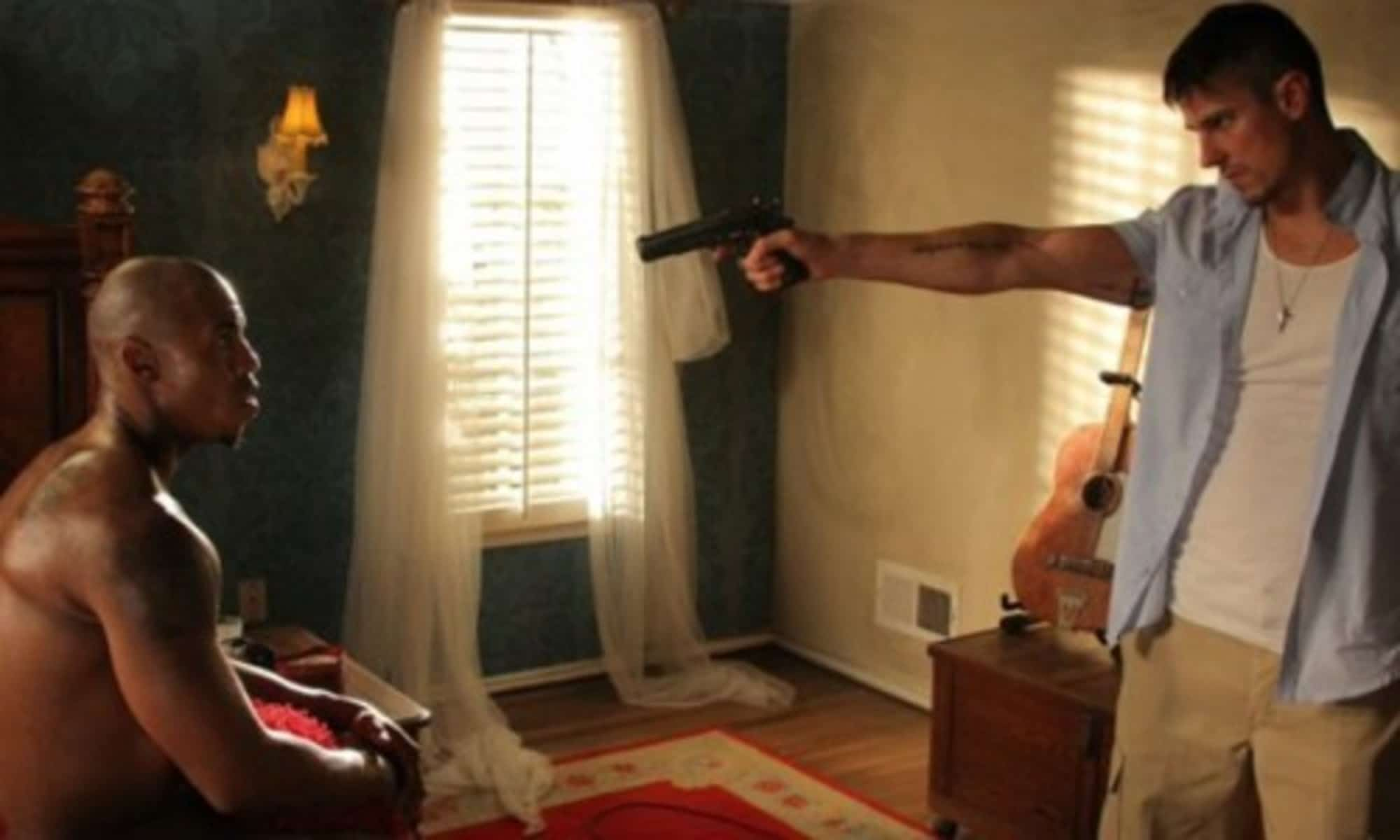 The Adulterers: Couple Caught Cheating And Are Held At Gunpoint..But There's More