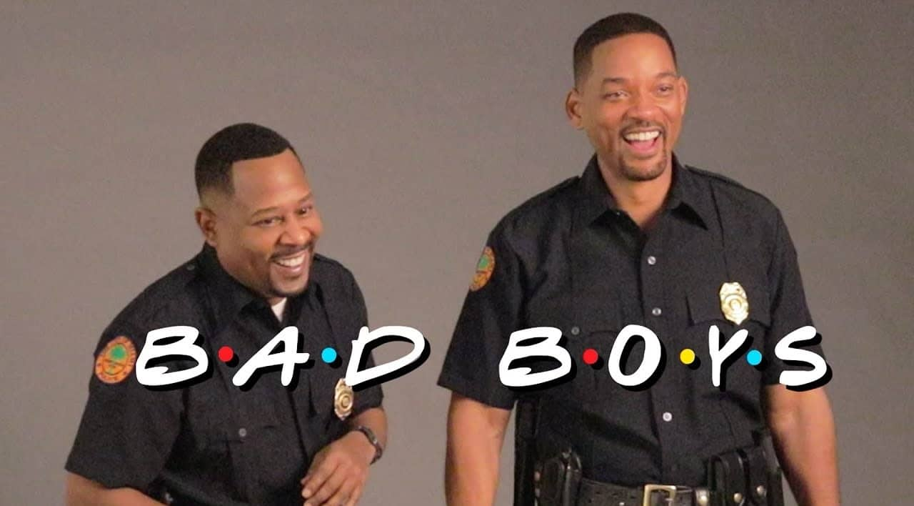 Will Smith Takes Us Behind The Scenes of 'Bad Boys 3'