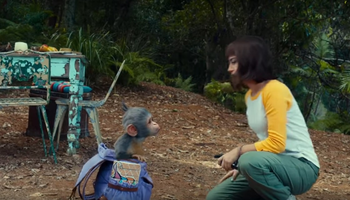 Watch: Dora The Explorer & the Lost City of Gold Trailer