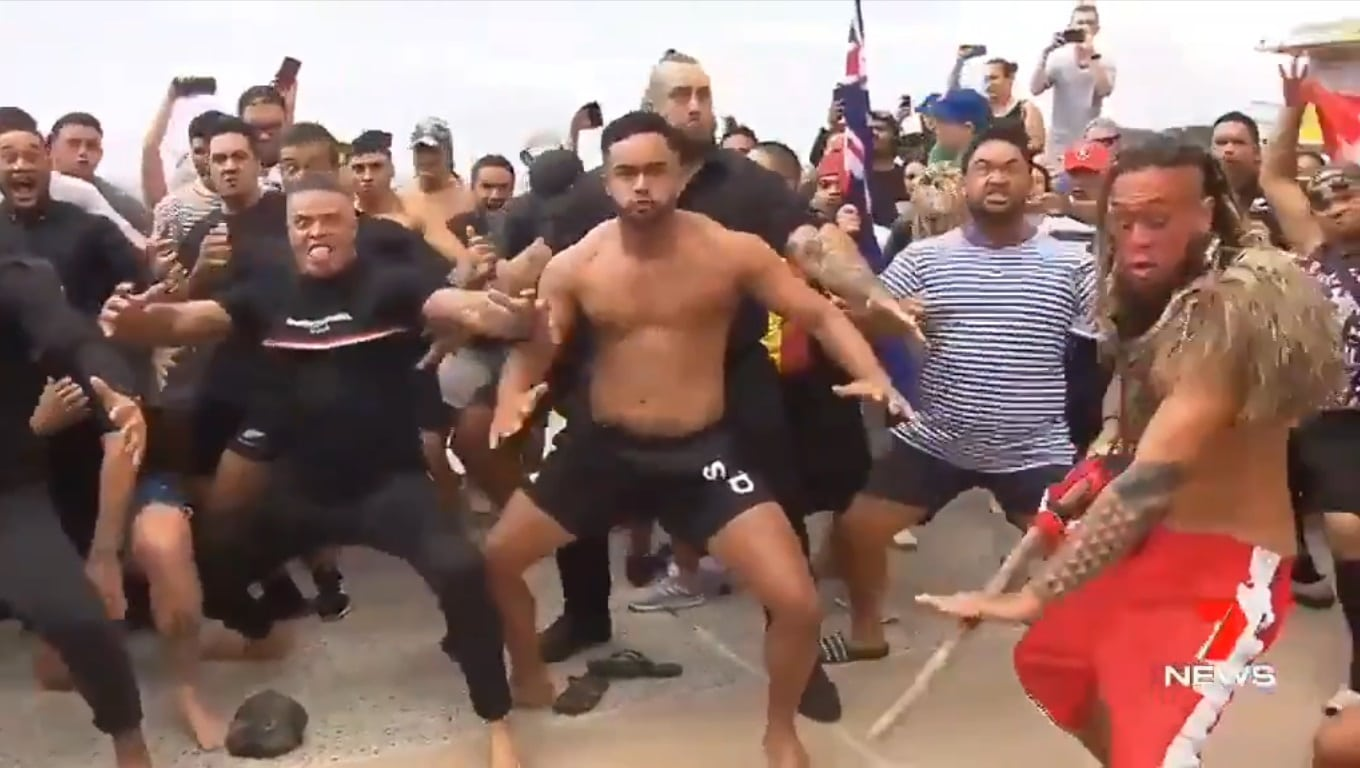 new zealand have been performing the haka a māori