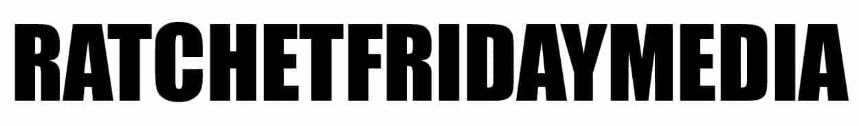 RATCHETFRIDAYMEDIA website name logo