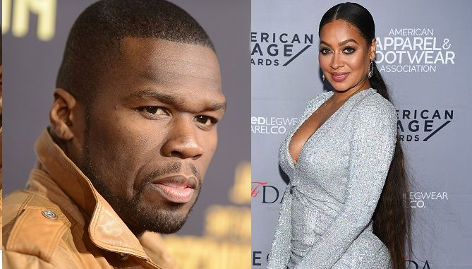 La La Anthony and 50 Cent Join Forces For New Starz Drama