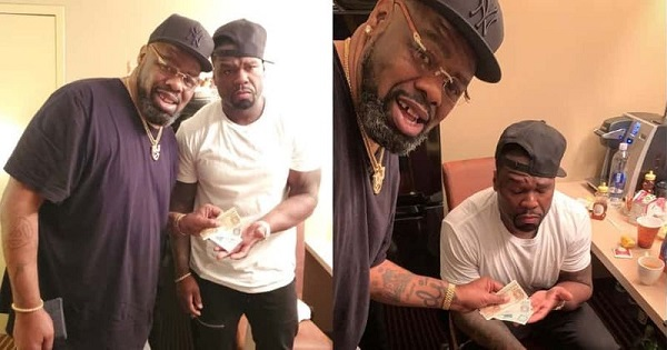 'I had to pay him back' Biz Markie Talks Paying 50 Cent Debt with Food Stamps