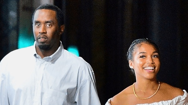 Diddy Wears Matching Outfits With Steve Harvey's Daughter
