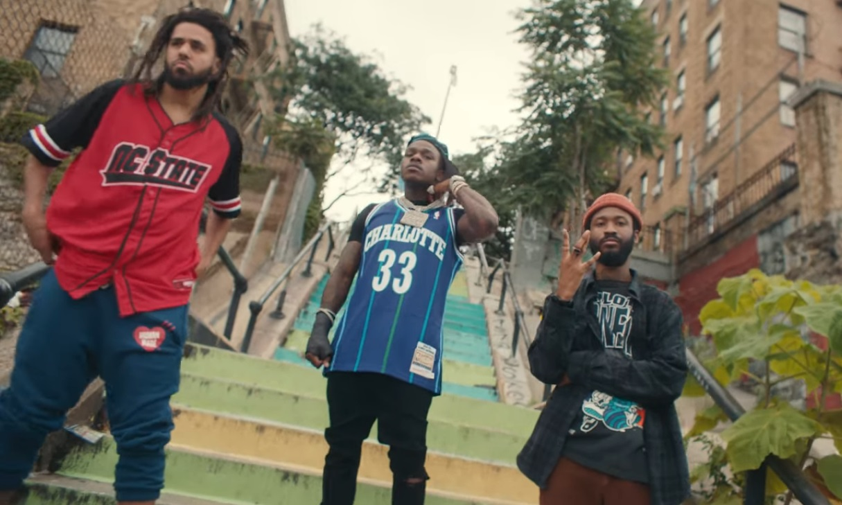 """J. Cole, DaBaby & Lute """"Under The Sun"""" [Official Music Video]"""