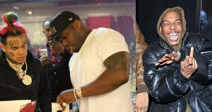 Ja Rule Blasts 50 Cent Over 6ix9ine Comments On Breakfast Club