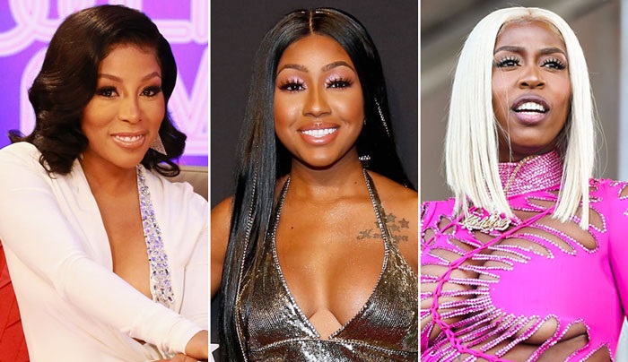 K. Michelle Shares Audio & BTS Video For New Single 'Supa Hood' (Feat. Kash Doll & City Girls)