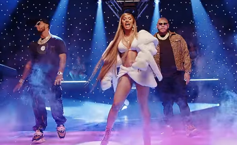 Fat Joe, Cardi B, Anuel AA - YES (Official Video)