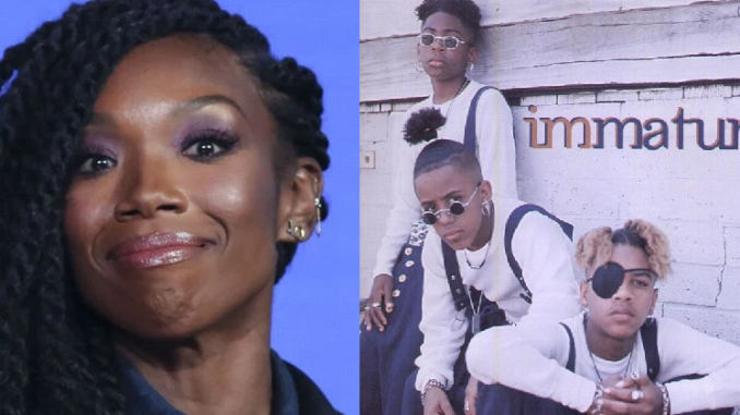 Immature's Romeo Reveals Brandy Is the Reason Why He Had ... Immature Romeo Eye Patch