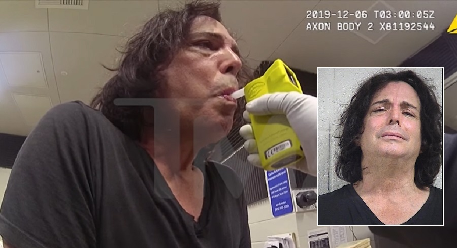 '21 Jump Street' Star Richard Grieco Arrested For Public Intoxication