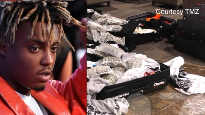 Juice WRLD Allegedly Swallowed Percocet Pills To Hide Them ...