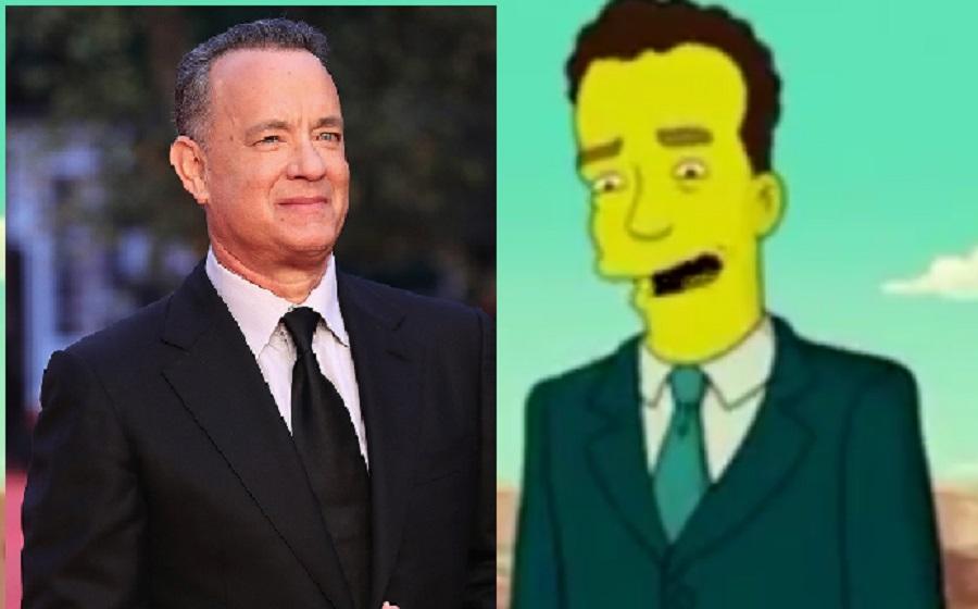 People Think The Simpsons 'Predicted' Tom Hanks' Coronavirus Isolation