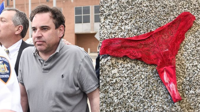 Wife Steals Panties From Neighbor Gif