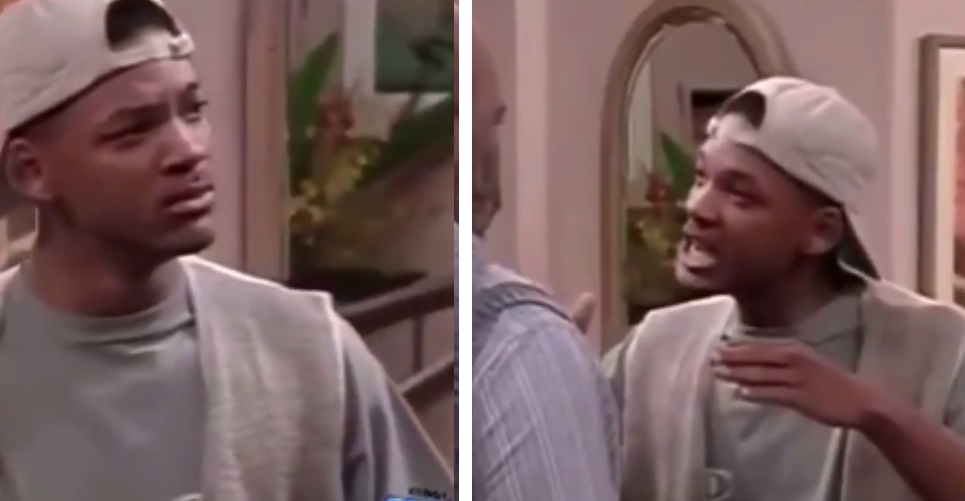 They Did Will Smith Dirty With This 'Fresh Prince' Edit