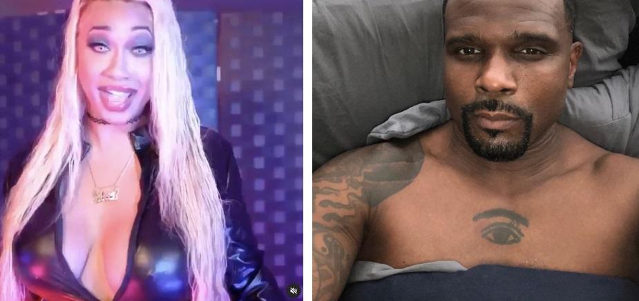 Darius McCrary Shows Love To Transgender Model Sidney Starr on Instagram
