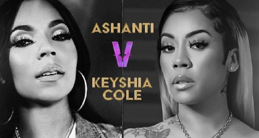 Ashanti And Keyshia Cole Confirmed For Next Verzuz Battle