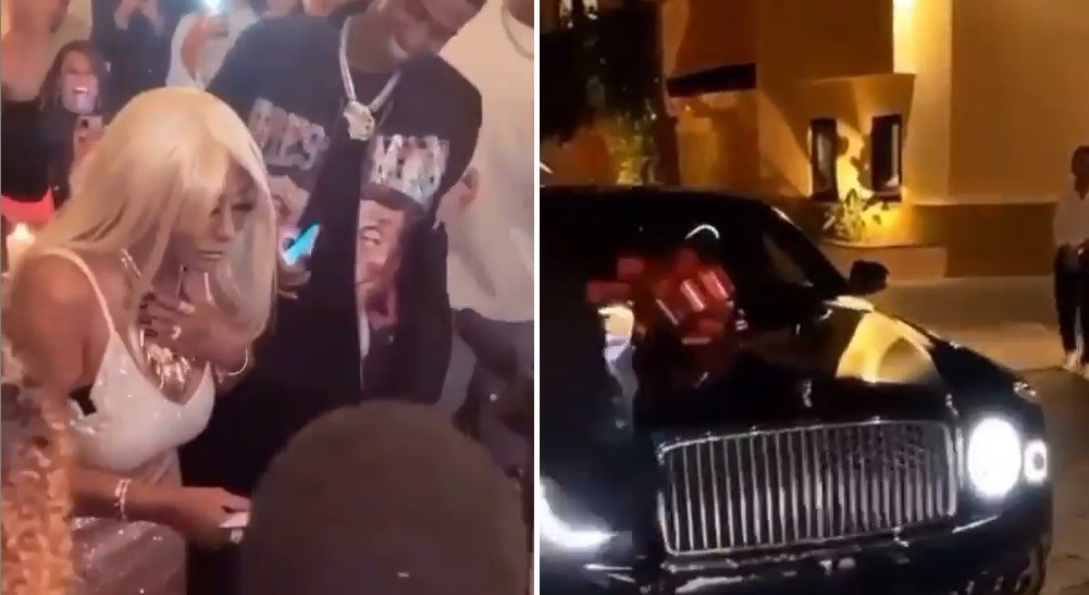 Diddy Surprises His Mother With $1 Million and a Bentley for Her 80th  Birthday – RFM | RatchetFridayMedia