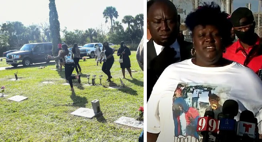 Mother of Teen Killed by Florida Deputy Is Shot During Son's Burial