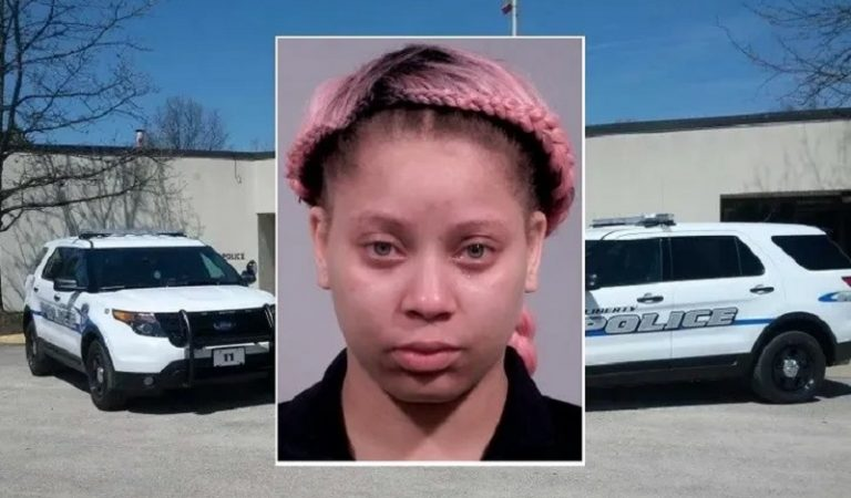 24-Year-Old Mother Arrested After Leaving Children In Hotel While She Worked at Pizza Shop