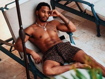 A Clip From a Video Shoot Surfaces Showing Trey Songz In A Different Light