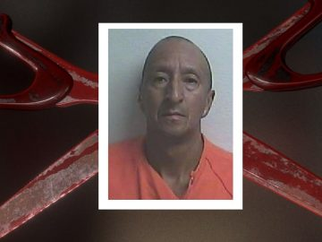 Florida Man Reportedly Used Scissors to Cut Off Wife's Lover's Penis