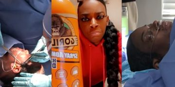 Video Shows 'Gorilla Glue Girl' Undergoing Surgery To Have Glue Removed
