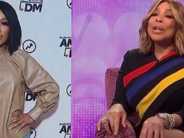K. Michelle Responds To Wendy Williams
