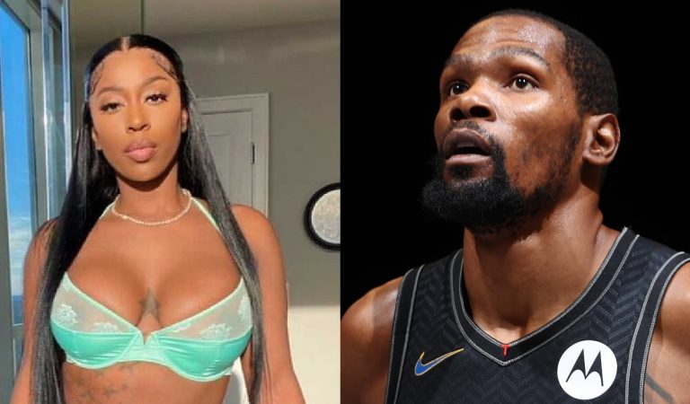 'I'm the real KD..': Kevin Durant 'Checks' Kash Doll for Using The Initials 'KD'