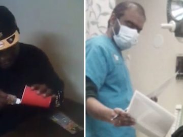 Man Ends Up In The Emergency Room After Doing 'Gorilla Glue Challenge'