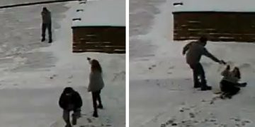 Man Murders His Neighbors During Snow Removal Argument
