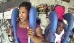 Viral Video Shows a Mother Climaxing During Sling Shot Ride