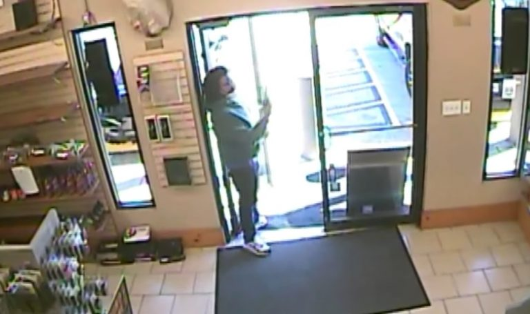 Police Release Surveillance Video From Gun Store Shooting