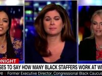 Political Commentator Angela Rye Drops The 'B-Word' On CNN