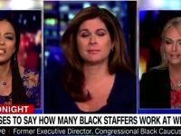 Political Commentator Angela Rye Drops The 'B-Word' On CNN