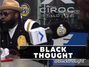 Someone Said Drake Raps Better Than 'Black Thought'...And All Hell Broke Loose