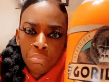 """Tessica Brown Speaks with Big Boy About The Hate She Received After Her """"Gorilla Glue"""" Hair Incident"""