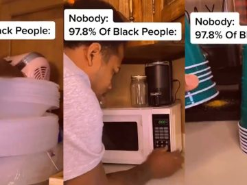Things Black Folks Do In Their Home