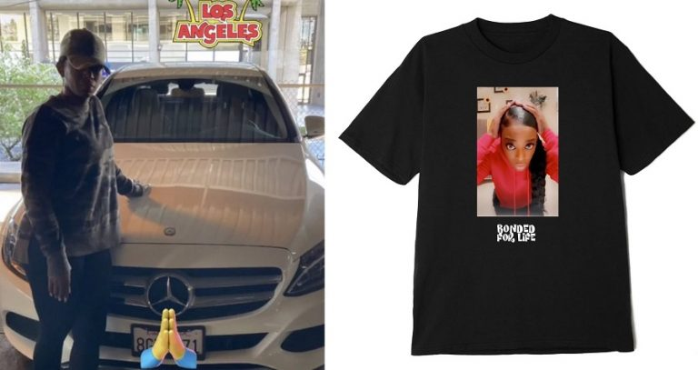 'Gorilla Glue Girl' Buys A Benz And This Woman Has Something To Say About It