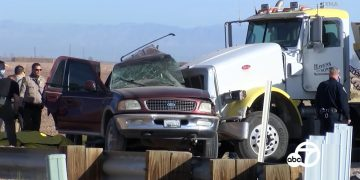 At Least 15 Killed in Crash in Southern California