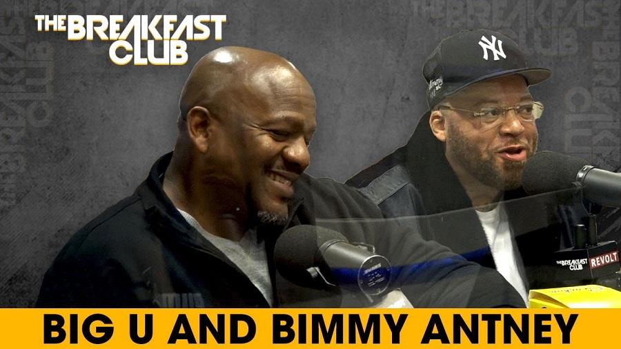 Big U & Bimmy Antney Talk Street Influence On Hip Hop, Nipsey Hussle, Documenting The Culture + More