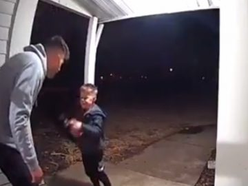 Lil Guy Gets Excited After Giving His Pops A Gift He'll Never Forget