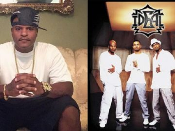 Man Arrested For The Stabbing Death Of Former Singer of R&B Group 'Ideal