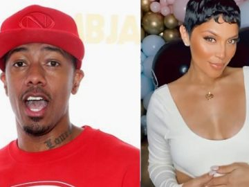 Nick Cannon Alleged Baby Mama Abby De La Rosa Reveals Gender Of Their Twins