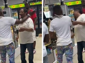 Rapper Boosie Slapped The Taste Out Of This Man's Mouth For Video Shoot