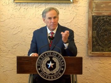 Texas Governor Lifts Coronavirus Restrictions; Mask Mandate