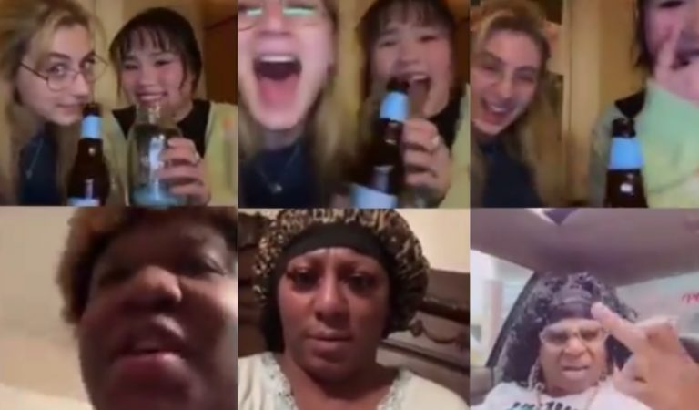 'F*** you laughing at b***hes': These Mothers Ain't The Ones To Play a Prank On
