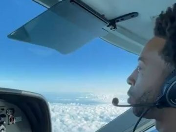 Video Shows Ludacris Stuntin' In The Friendly Skies