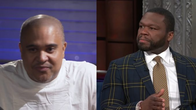 50 Cent Calls Out Irv Gotti For Saying DMX Died From Smoking Crack Laced With Fentanyl