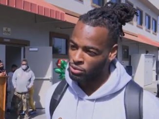 Steelers Draft Pick Najee Harris Hosted Draft Party For Homeless Kids