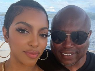 'RHOA' Star Porsha Williams Announces Relationship With Her Co-Star Falynn Guobadia's Ex